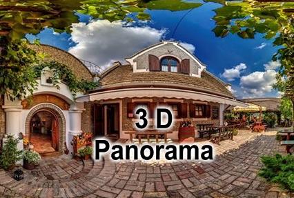 3D Virtuális séta